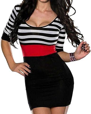 Mujer Camisolas Verano Elegante Moda Único Pin-Up Bonita Joven Camisetas Color Sólido Sin Mangas O Cuello Chiffon Slim Fit Tops Camisas Women: Amazon.es: Ropa y accesorios