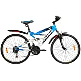 Hercules Roadeo NFS 18 Speed Bicycle, Youth 26 x 18-inch
