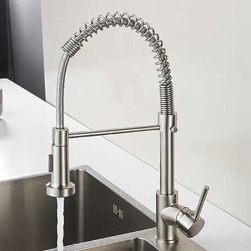 Aimadi Küchenarmatur Mischbatterie Küche Wasserhahn ...