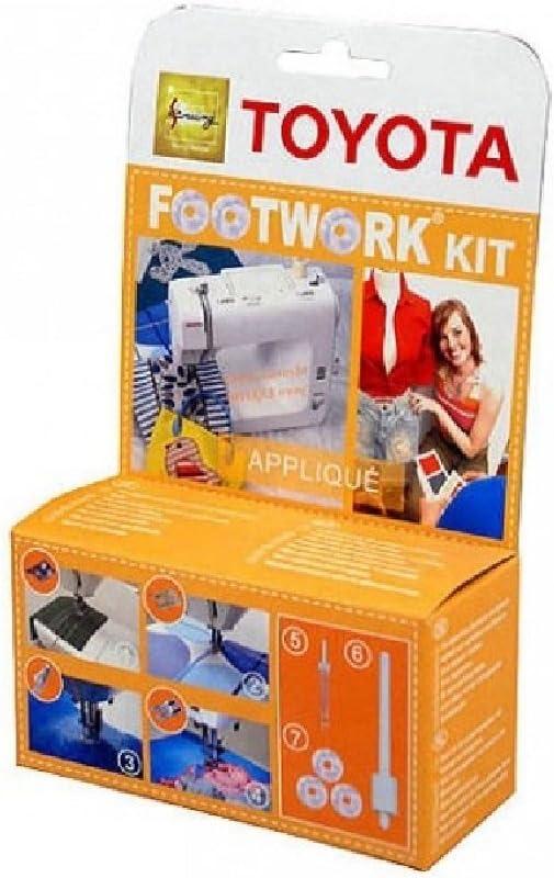 Toyota FWK-CCA50 - Accesorio para máquinas de Coser: Amazon.es: Hogar