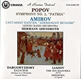 Popov: Symphony No. 2- Patria / Amirov: Caucasian Dances, Azerbaijan Mugams / Liadov: Kikimora- A Legend / Scena: The Inn Mazurak / Dargomyzhsky: Kazachok- Fantasy (A Russian Festival)