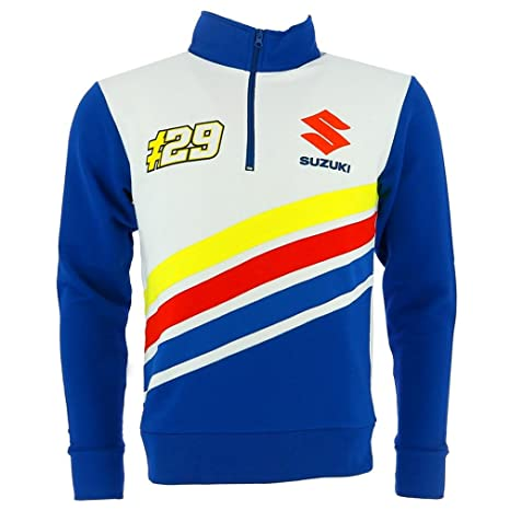 Felpa Iannone 29 2018 Andrea Motogp Team Zip Ecstar Suzuki aq61wS6H0p