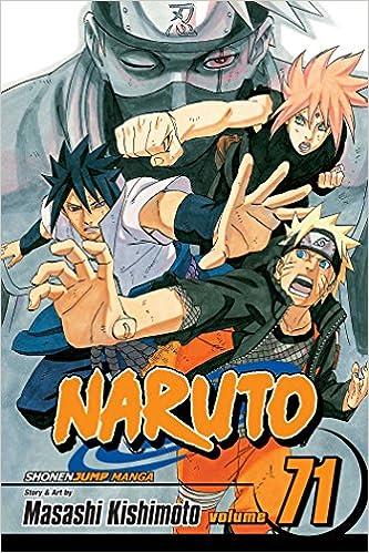 Naruto, Vol  71: Masashi Kishimoto: 9781421581767: Amazon