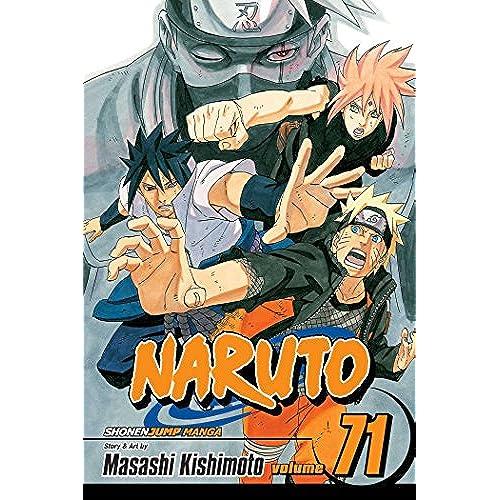 naruto shippuden manga free