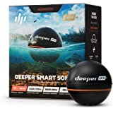 Deeper PRO PLUS Smart Sonar - GPS Portable Wireless Wi-Fi Fish Finder for Shore and Ice Fishing