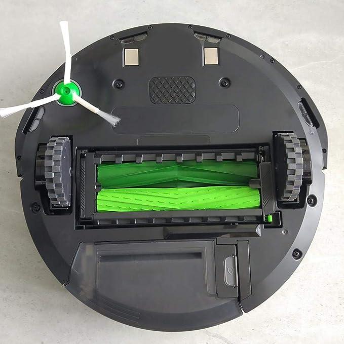 happygirr Reemplazo del Cepillo Lateral iRobot Roomba E5 E6 i7 i7 + ...
