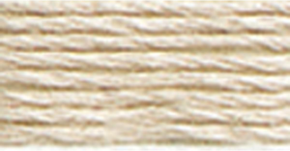 Ultra Very Light Beige Brown 8.7-Yard DMC 117-543 Six Stranded Cotton Embroidery Floss