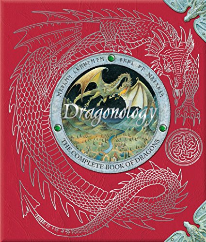 Books : Dragonology: The Complete Book of Dragons (Ologies)