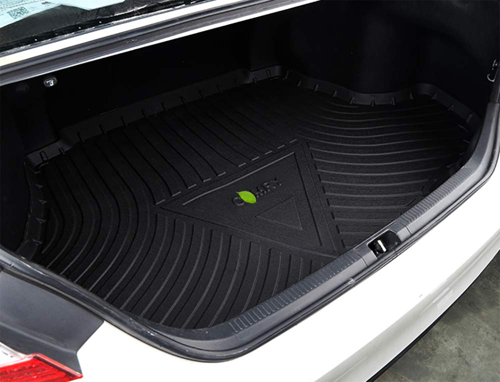 Custom Exact Fit Trunk Liner Waterproof Rubber TPE Material Cargo Mat BeHave Autos Car Trunk Mat Cargo Liner Fit for Camry 2018 2019 2020