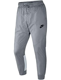 33d9162ea0 Nike Men s Sportswear Windrunner Pants Wolf Grey Pure Platinum Black