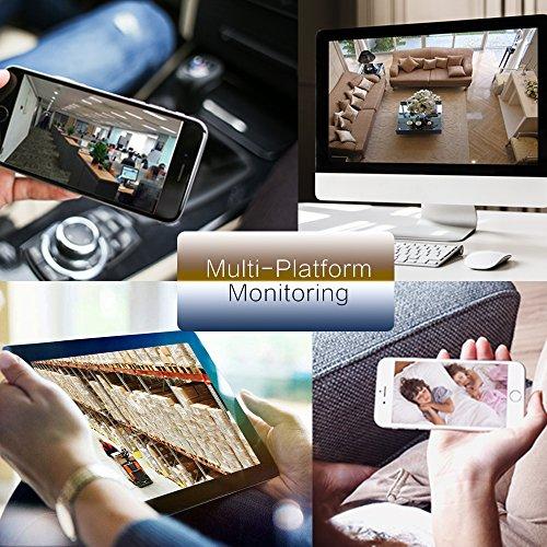Dahua Security Cameras System,8 Channel Poe Recorder Indoor Cameras IPC-HDW4433C-A