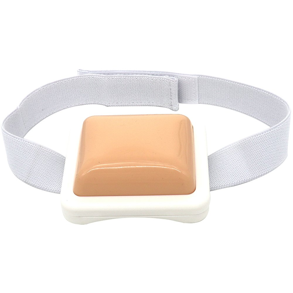 Injection Pad-Plastic Intramuscular, Home Care Insulin Injection Training Pad, Injection Training Pad for Nurse, Medical Students Training Practice Tool