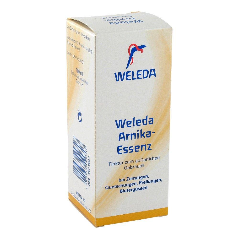 Arnica Essenza 100ML ESSENZA WELEDA AG 00997000