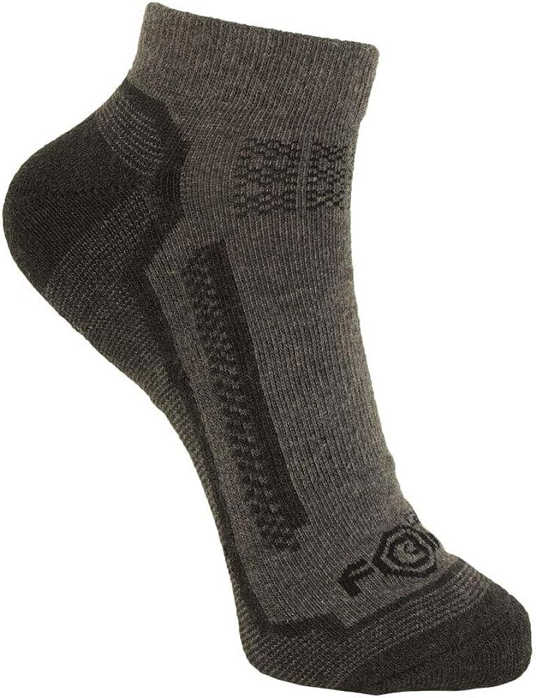 Carhartt Mens 3 Pack Low Cut Force Work Socks