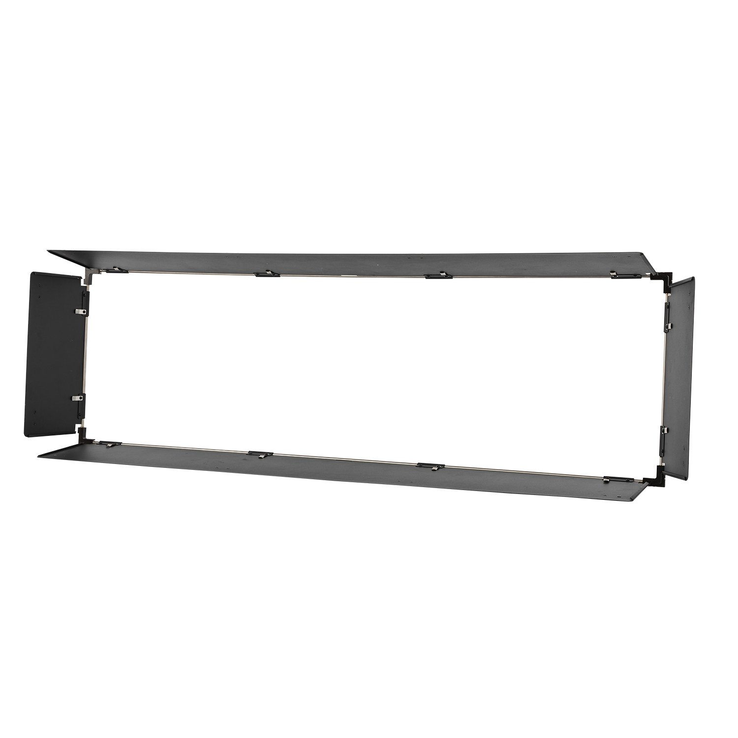 Ikan LBD30 Barn Doors for Lyra 1 x 3 Studio Soft Light, Black by Ikan