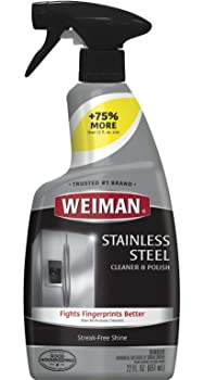 Weiman Stainless Steel 22 oz. Stove Top Cleaner