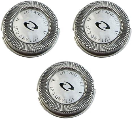 Se adapta a los cabezales de afeitado Philips HQ4 / 40 Micro ...