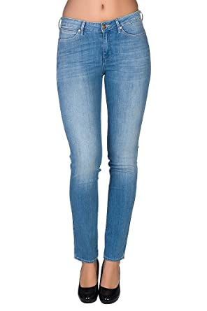 5ec92a01 Wrangler Evalyn Slim Women's Jeans Blue W26E-X8-56P, Size:W26/L32 ...