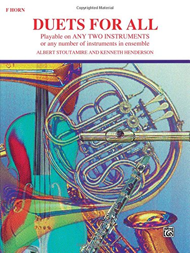 Duets For All, F Horn