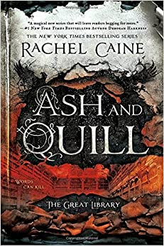 Book Ash and Quill (Great Library)