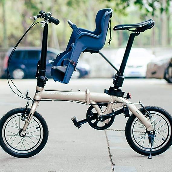 Ouqian Sillita Portabebé Bicicleta Asiento Montaña de Bici ...