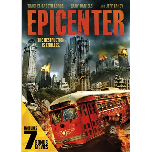Epicenter With 7 Bonus Fims (Full Frame, Widescreen, Slipsleeve Packaging, 2PC)