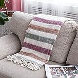 100 % Cotton blanket, Woven Throw Blanket, Fashion Home linen