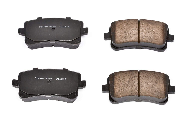 Power Stop 16-1386 Z16 Ceramic Brake Pad