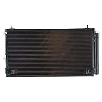 AC Condenser A//C Air Conditioning with Receiver Drier for Nissan Rogue Select