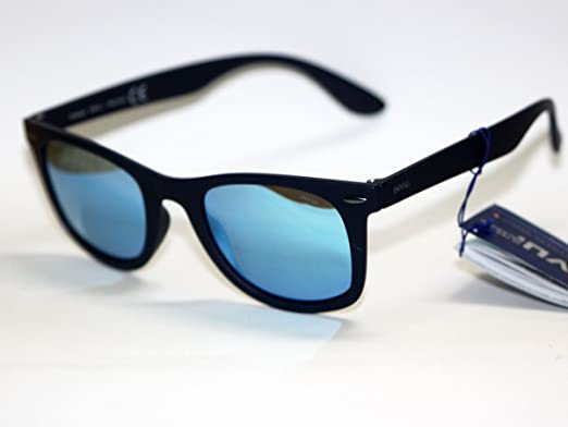 INVU - Lunettes de soleil - Homme Bleu bleu  Amazon.fr  Vêtements et ... 5ddddf1b0d14