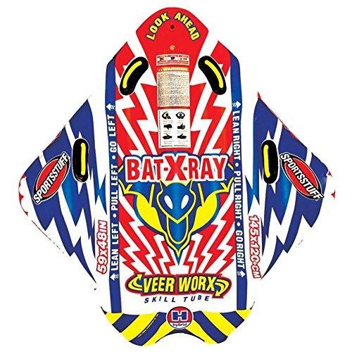 Towable Doables (Airhead Sportsstuff Bat-X-Ray 1-Rider Veer Worx Skill Towable Tube)
