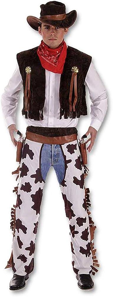 Henbrandt - Disfraz para hombre de vaquero: Amazon.es: Ropa y ...