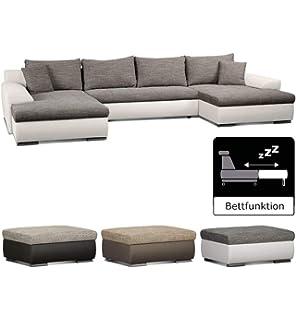 Cavadore Wohnlandschaft Leriot Hochwertiges Sofa In U Form