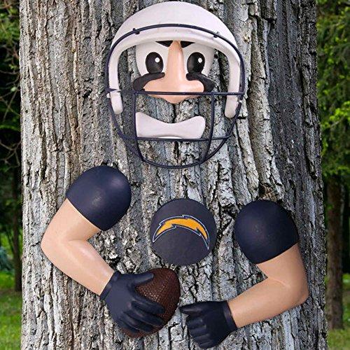 NFL Football Player Tree Decoration (Los Angeles -