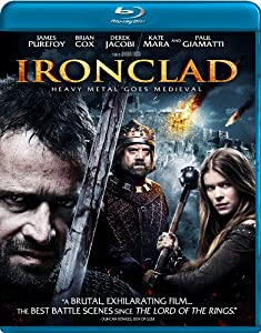 Cover Image for 'Ironclad'