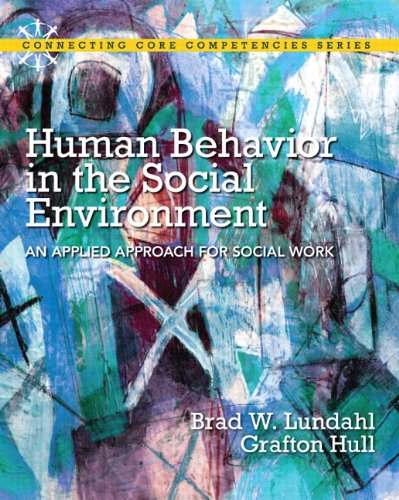 Download Applied Human Behavior in the Social Environment (Connecting Core Competencies) Pdf