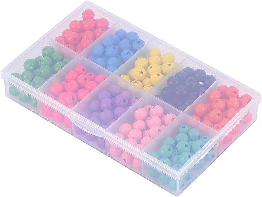 40 Perles Bois rectangle 17 x 11 mm //