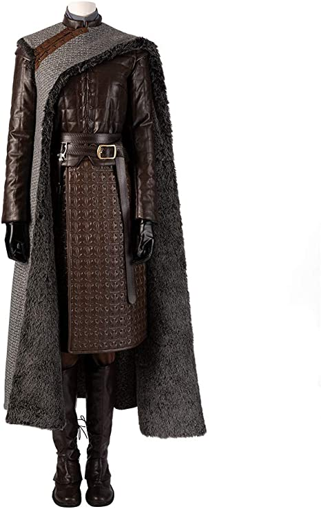 QWEASZER Juego de Tronos 8 Asesino Arya Stark Disfraz de Cosplay ...
