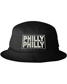 Go All Out Adult Philly Philly Embroidered Bucket Cap Dad Hat f433ef1e8bd2