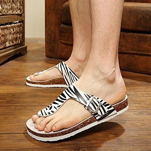 Fankou Männer Sind im Sommer Kühl Hausschuhe und Student Lounge Hausschuhe Kühl Frauen Paare Schuhe für Frauen 45 B 7ed5a8