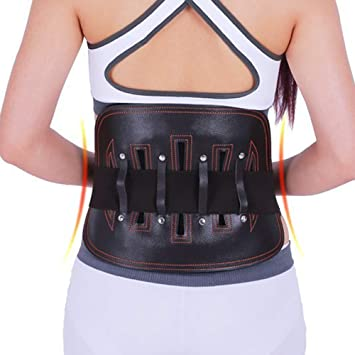 Amazon.com: Supportiback Back Support Belt para Corrección ...