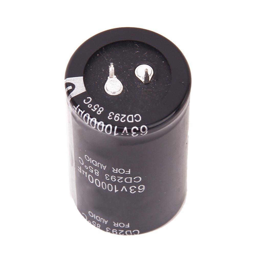 Cikuso 63V 10000UF Elko Elektrolytischen Kondensator CD293 85 C Fuer Audio