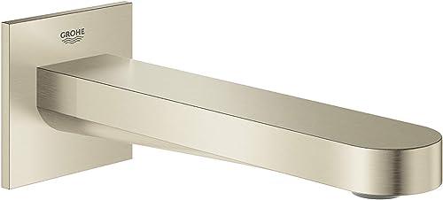 GROHE 13405EN3 Plus Tub Spout, Brushed Nickel InfinityFinish