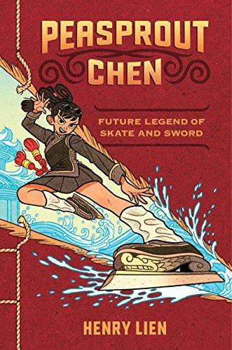 Review Peasprout Chen, Future Legend