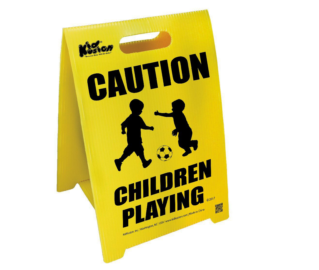 Kidkusion Driveway Safety Sign -2 Pack