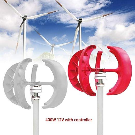 YiWon Generador de turbina eólica de 12 V Turbinas de Viento de ...