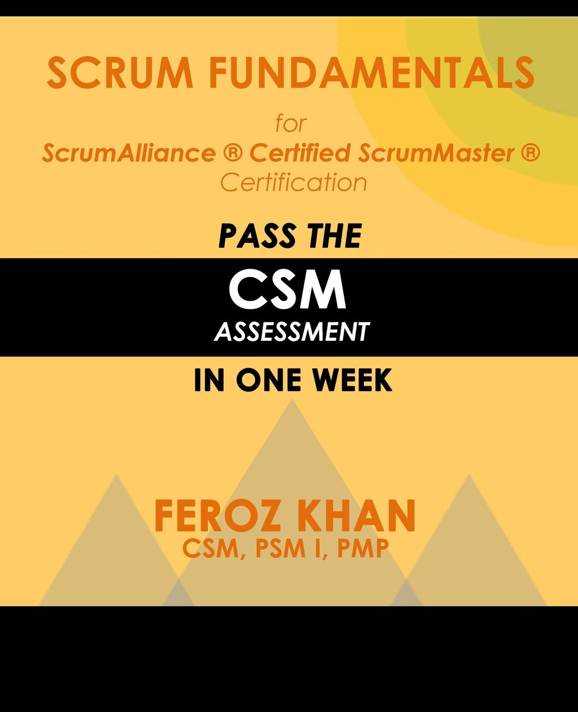 Scrum Fundamentals For Scrumalliance R Scrummaster R