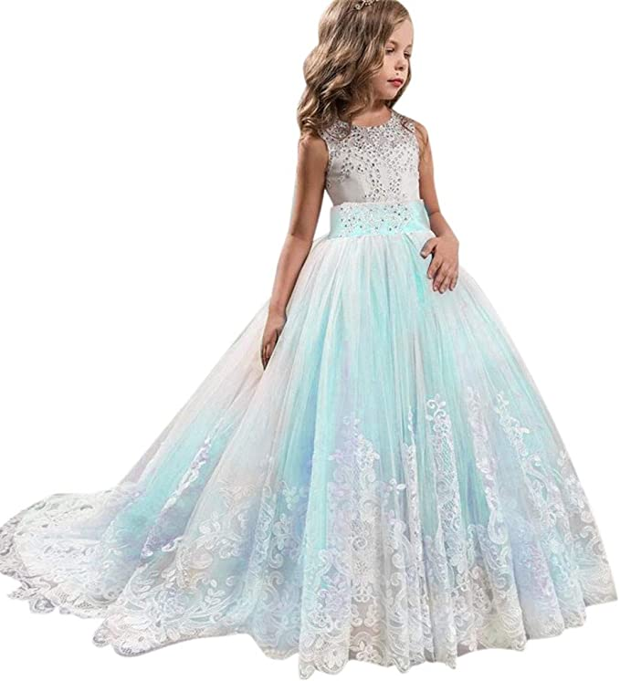 Vestiti Cerimonia Bambina 9 Anni.Mbby Vestiti Principessa Bambina 5 9 Anni Vestito Da Cerimonia Per