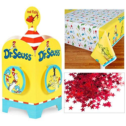 Dr. Seuss Party Supplies Table D�cor Kit ()