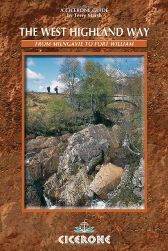 The West Highland Way (UK long-distance trails series) (Best Hiking Trails In Scotland)